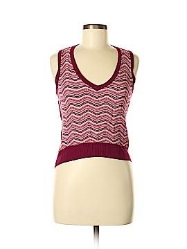 New York & Company Sweater Vest Size M