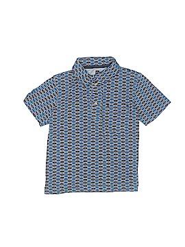 Tea Short Sleeve Polo Size 3