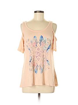 Jessica Simpson Short Sleeve Top Size M