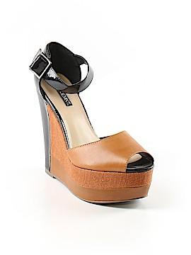 ShoeMint Wedges Size 8 1/2