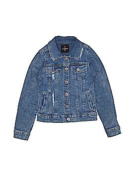 Z.Cavaricci Denim Jacket Size 7 - 8