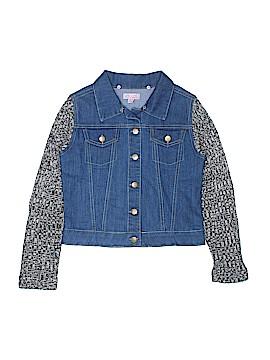 JouJou Denim Jacket Size 10 - 12