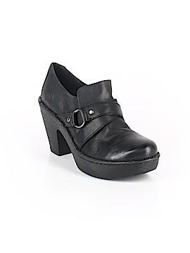 Born Handcrafted Footwear Heels Size 8