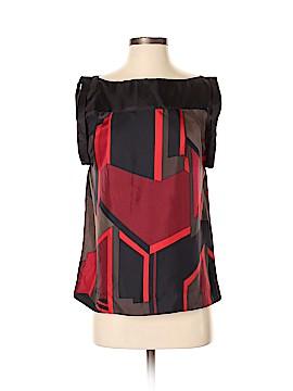 Zara Sleeveless Silk Top Size XS