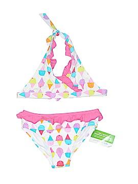 Garnet Hill Two Piece Swimsuit Size 8