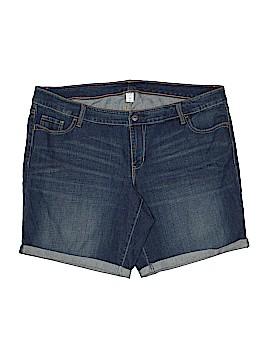 Old Navy Denim Shorts Size 22 (Plus)