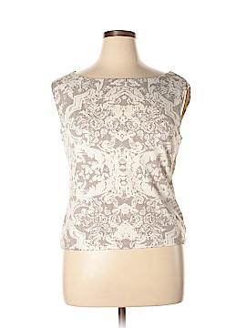 New York & Company Sleeveless Top Size XL