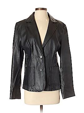 Uniform Leather Jacket Size 6