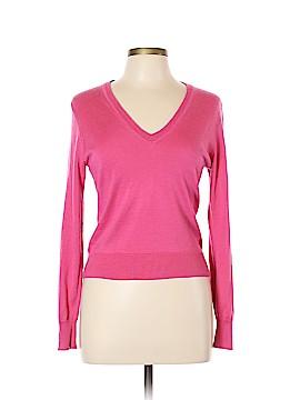 Trina Turk Wool Pullover Sweater Size L