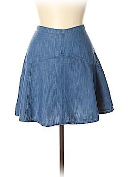 Madewell Denim Skirt Size 10