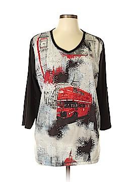 BonWorth 3/4 Sleeve T-Shirt Size L