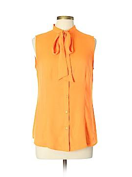 Anne Klein Sleeveless Blouse Size 10