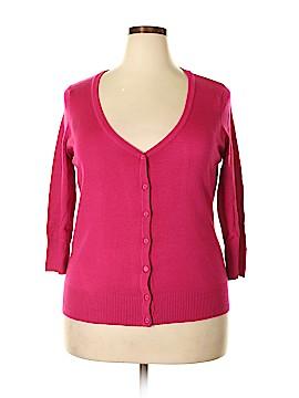 Mak Cardigan Size 3X (Plus)