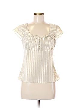 Tahari Short Sleeve Blouse Size 8