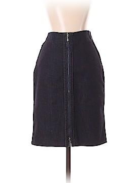 Autograph Denim Skirt Size 10 (UK)