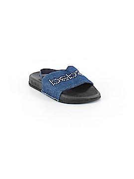 Bebe Sandals Size 9 - 10 Kids