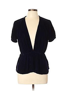 Kimchi Blue Short Sleeve Top Size L