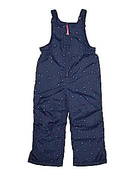 Gymboree Snow Pants With Bib Size 3T