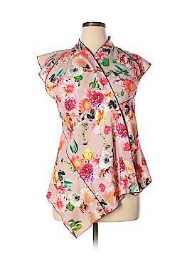 Zara Short Sleeve Blouse Size XL
