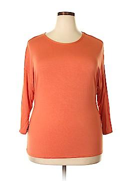 IMAN 3/4 Sleeve T-Shirt Size XL