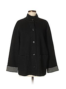 Jones New York Signature Wool Coat Size M (Petite)