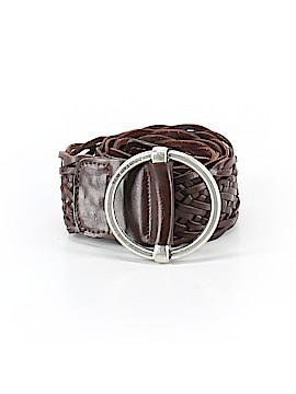 CALVIN KLEIN JEANS Leather Belt Size L