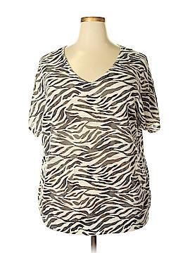 Torrid Short Sleeve T-Shirt Size 3X Plus (3) (Plus)