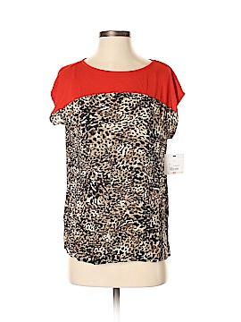 Liz Claiborne Short Sleeve Blouse Size S (Petite)