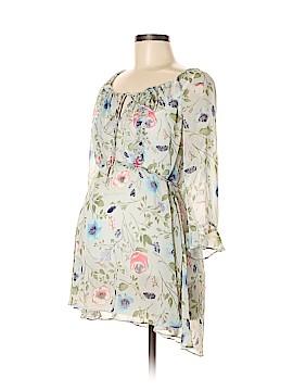 Jessica Simpson Short Sleeve Blouse Size M (Maternity)