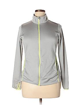 Danskin Track Jacket Size 14