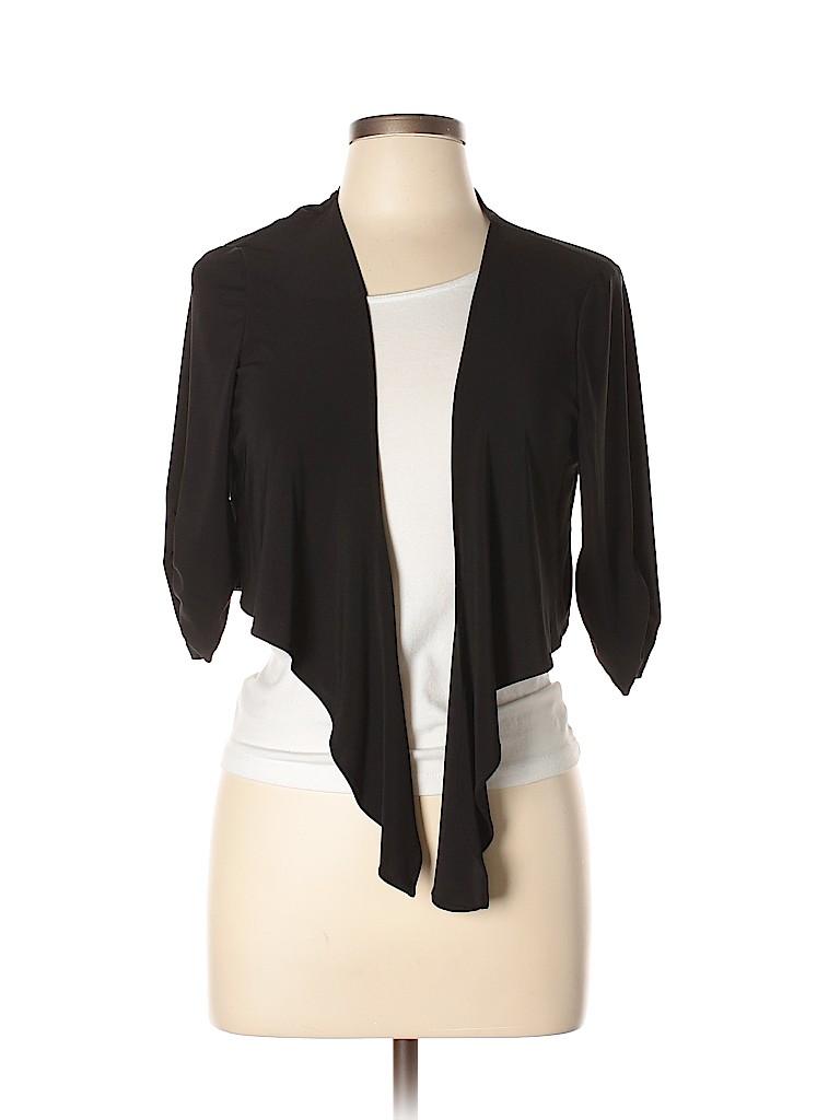 Dana Buchman Women Cardigan Size 14