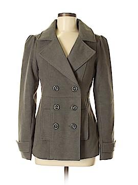 Black Poppy Coat Size M
