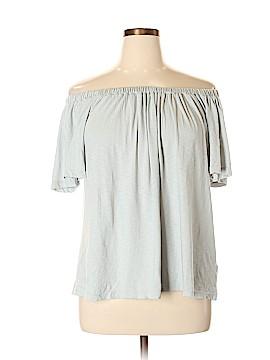 Sundry Short Sleeve Top Size Lg (3)