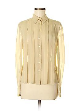 Valentino Long Sleeve Blouse Size 8