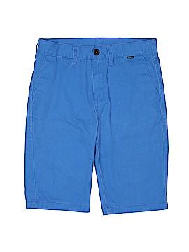Hurley Khaki Shorts Size 16