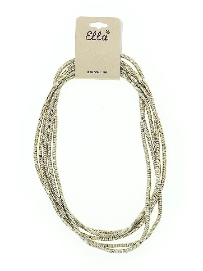 Ella Women Necklace One Size
