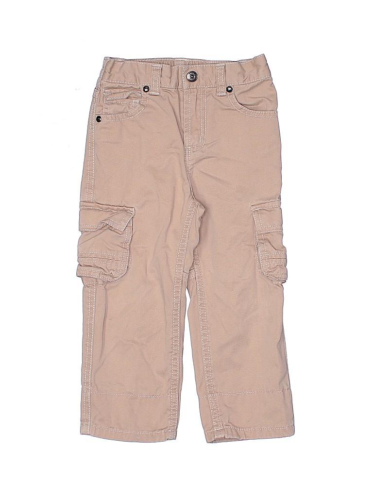 Gymboree Boys Cargo Pants Size 18-24 mo