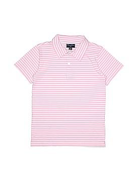 Oscar De La Renta Short Sleeve Polo Size 10