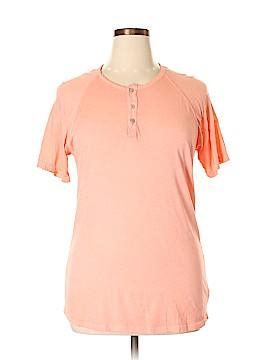 Gypsy 05 Short Sleeve Henley Size XL