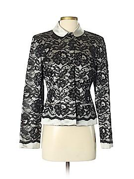 AK Anne Klein Silk Blazer Size 4