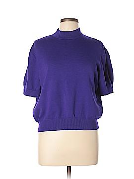 St. John Sport Pullover Sweater Size L