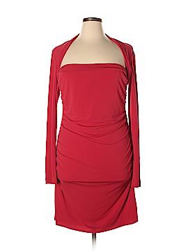 Moda International Cocktail Dress Size XL