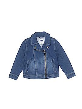 Old Navy Denim Jacket Size 4