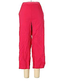 Cartonnier Linen Pants Size XL
