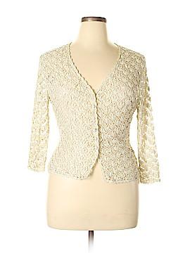 Carmen Marc Valvo Cardigan Size XL