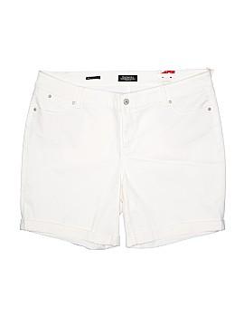 Talbots Denim Shorts Size 18W Petite (Plus)