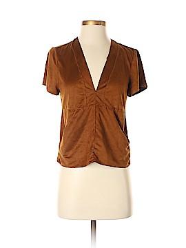 Trafaluc by Zara Short Sleeve Blouse Size XS