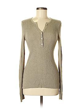 ATM Anthony Thomas Melillo Long Sleeve Silk Top Size M