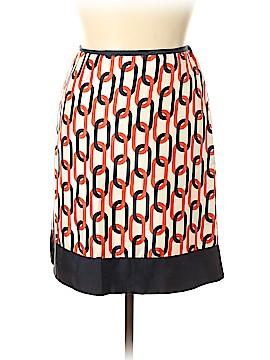 Banana Republic Silk Skirt Size 16 (Tall)