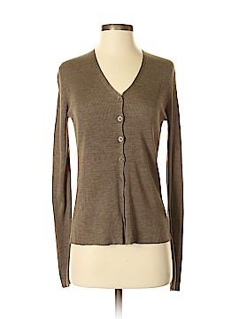 Donna Karan Signature Silk Cardigan Size S